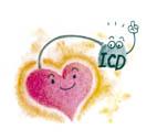 植え込み型除細動器(ICD)・イラスト