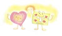 臓器提供意思表示カード・図解