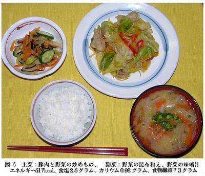 図6 野菜メニュー.JPG